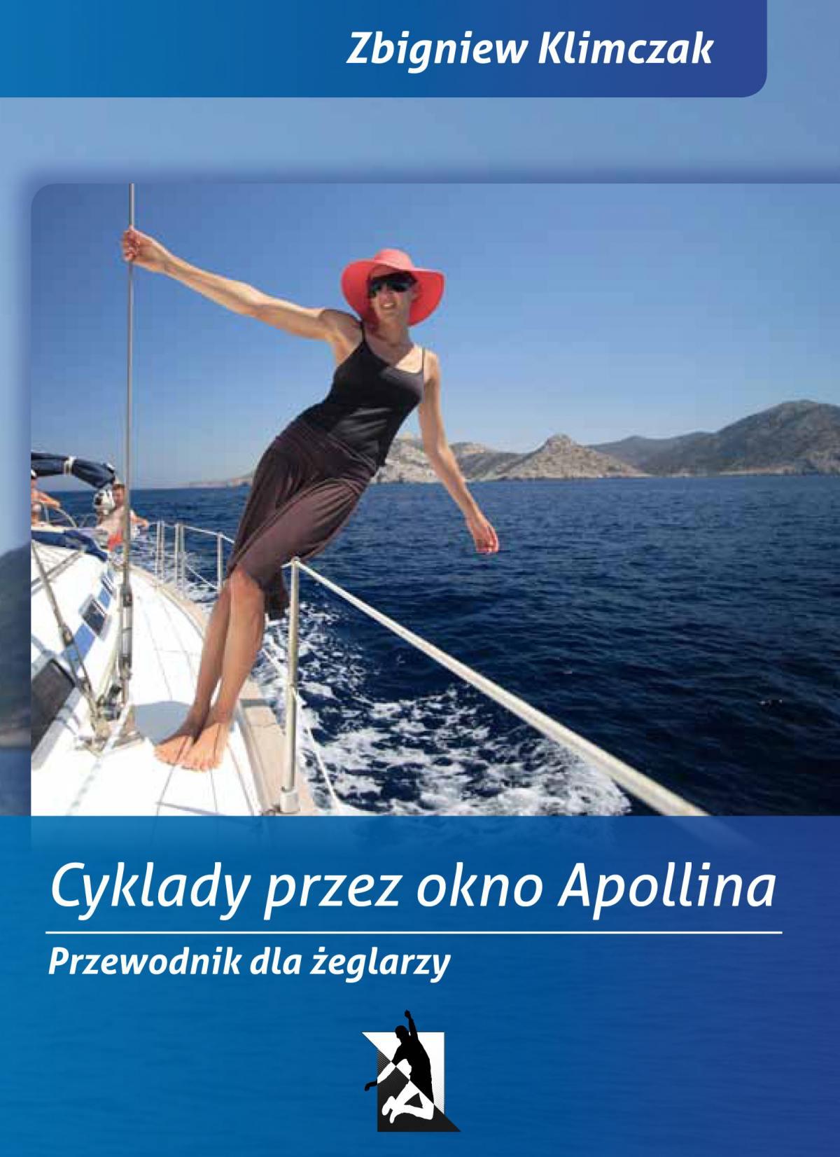 Cyklady przez Okno Apollina - Ebook (Książka PDF) do pobrania w formacie PDF