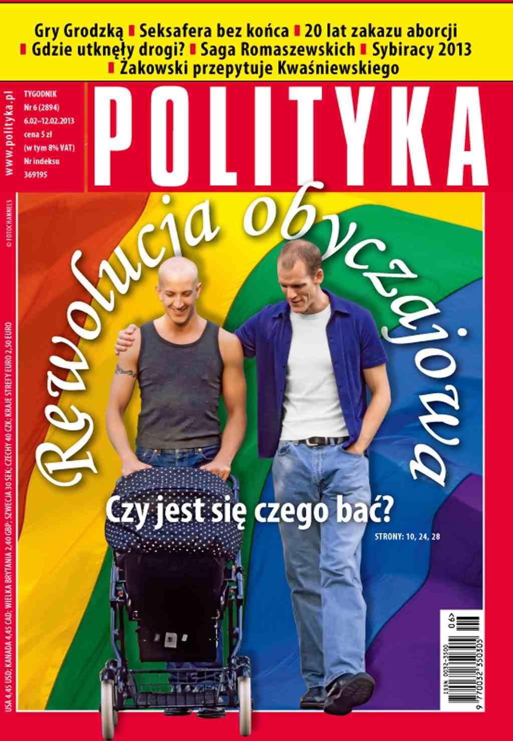 Polityka nr 6/2013 - Ebook (Książka PDF) do pobrania w formacie PDF