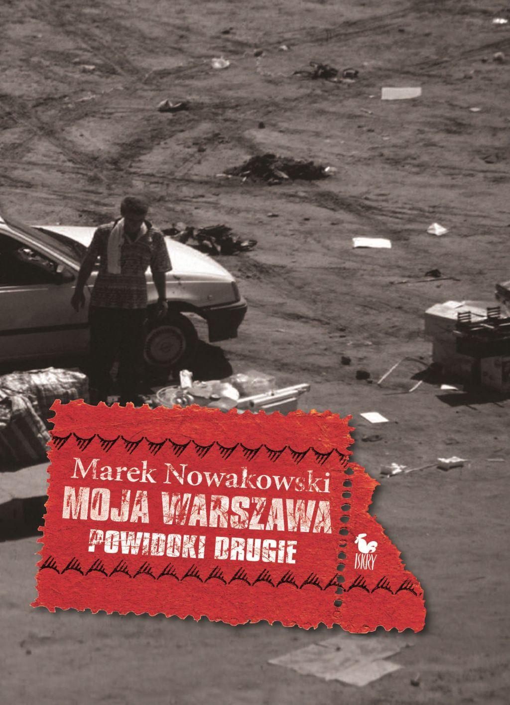 Moja Warszawa. Powidoki 2 - Ebook (Książka EPUB) do pobrania w formacie EPUB