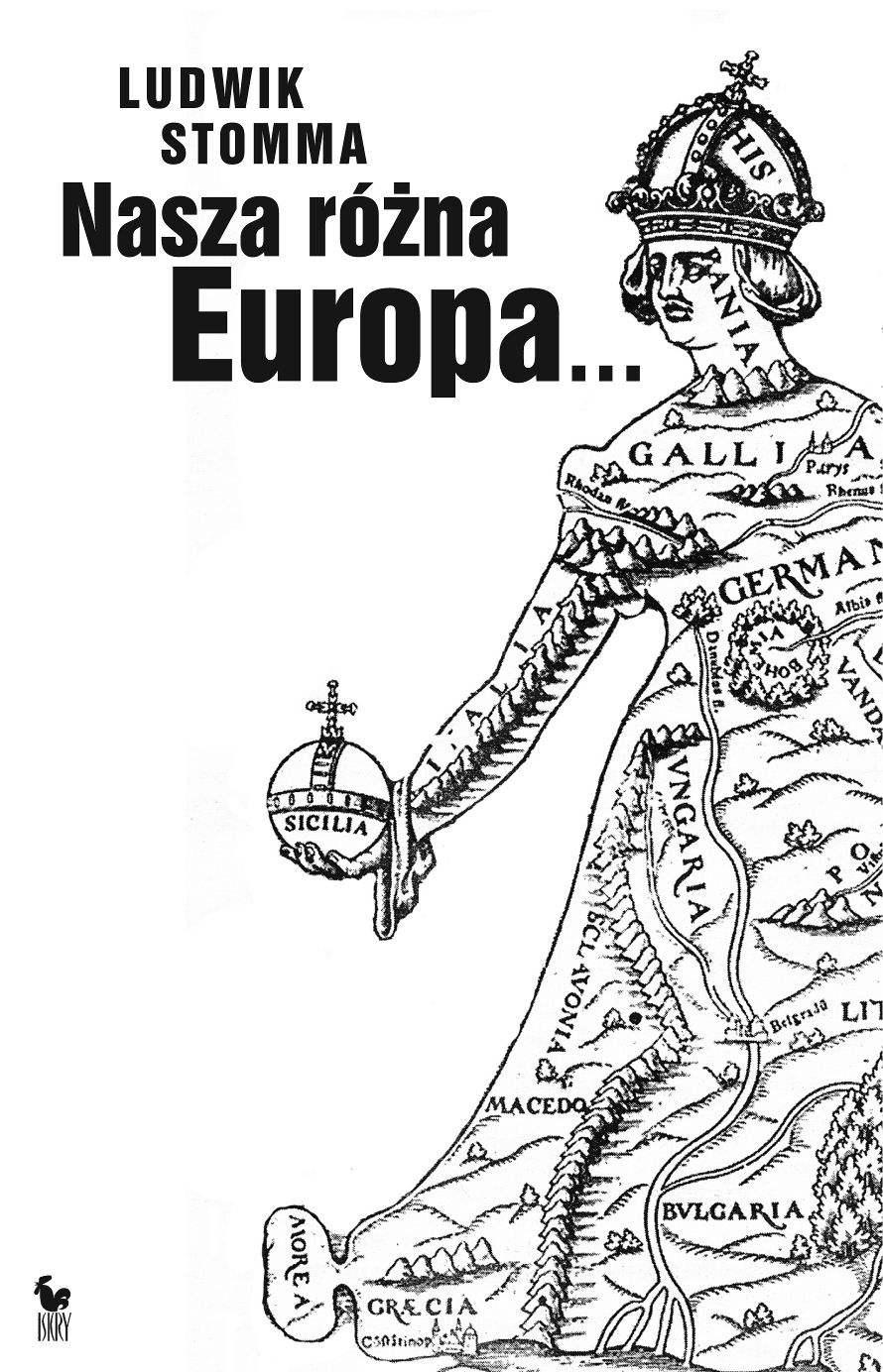 Nasza różna Europa - Ebook (Książka EPUB) do pobrania w formacie EPUB