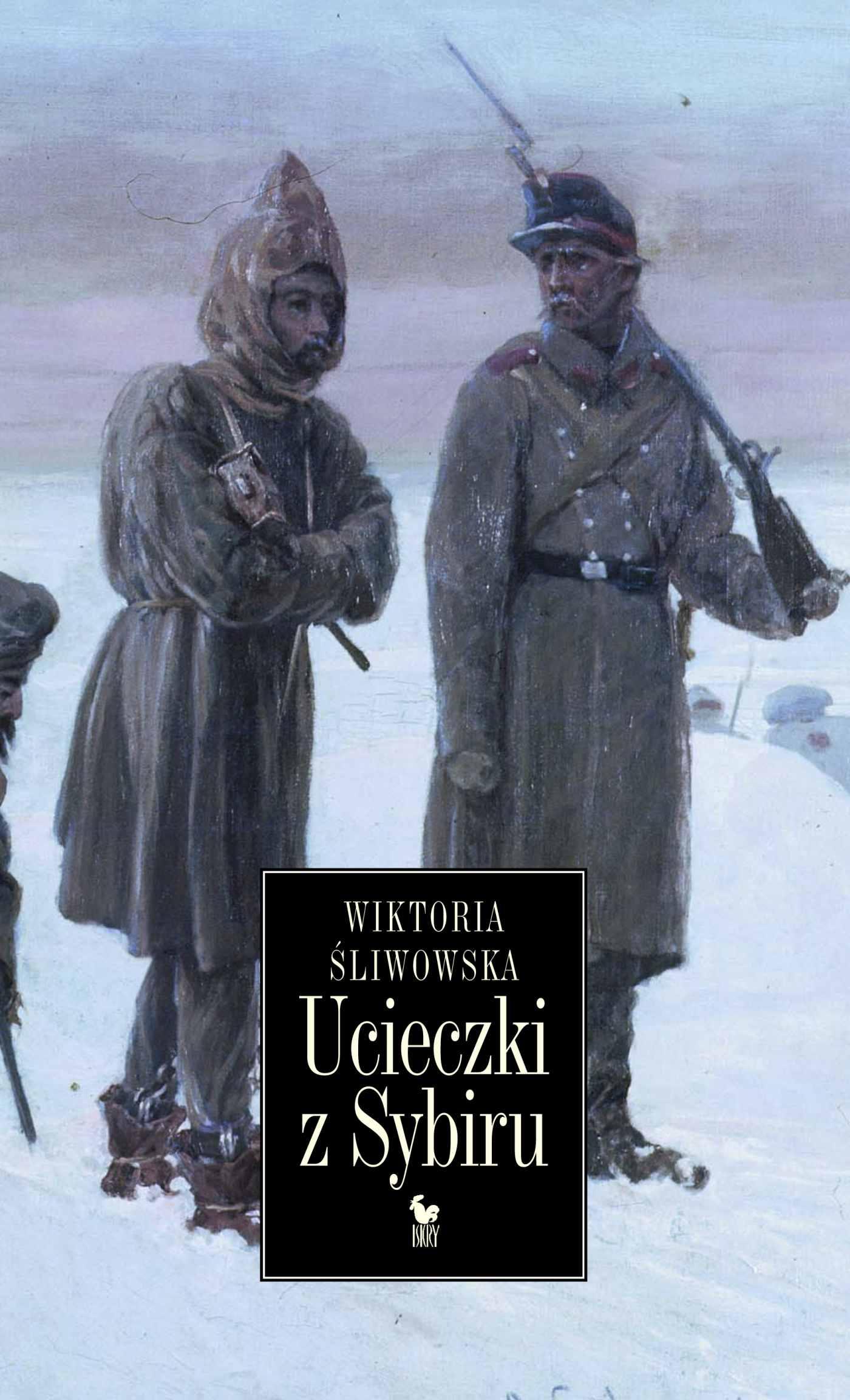 Ucieczki z Sybiru - Ebook (Książka EPUB) do pobrania w formacie EPUB