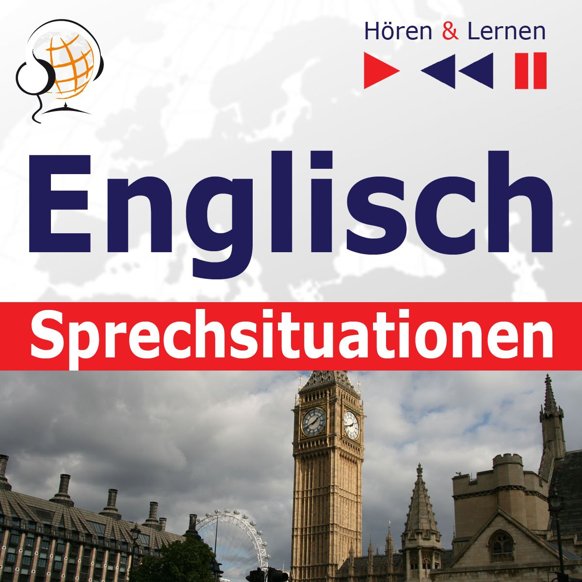 Englisch Sprechsituationen. Hören & Lernen - Audiobook (Książka audio MP3) do pobrania w całości w archiwum ZIP