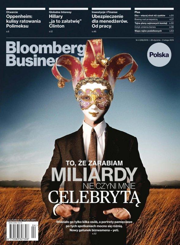 """""""Bloomberg Businessweek"""" wydanie nr 413 - Ebook (Książka PDF) do pobrania w formacie PDF"""