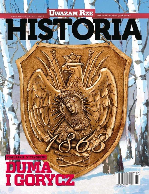 """""""Uważam Rze Historia"""" nr 102012 - Ebook (Książka PDF) do pobrania w formacie PDF"""