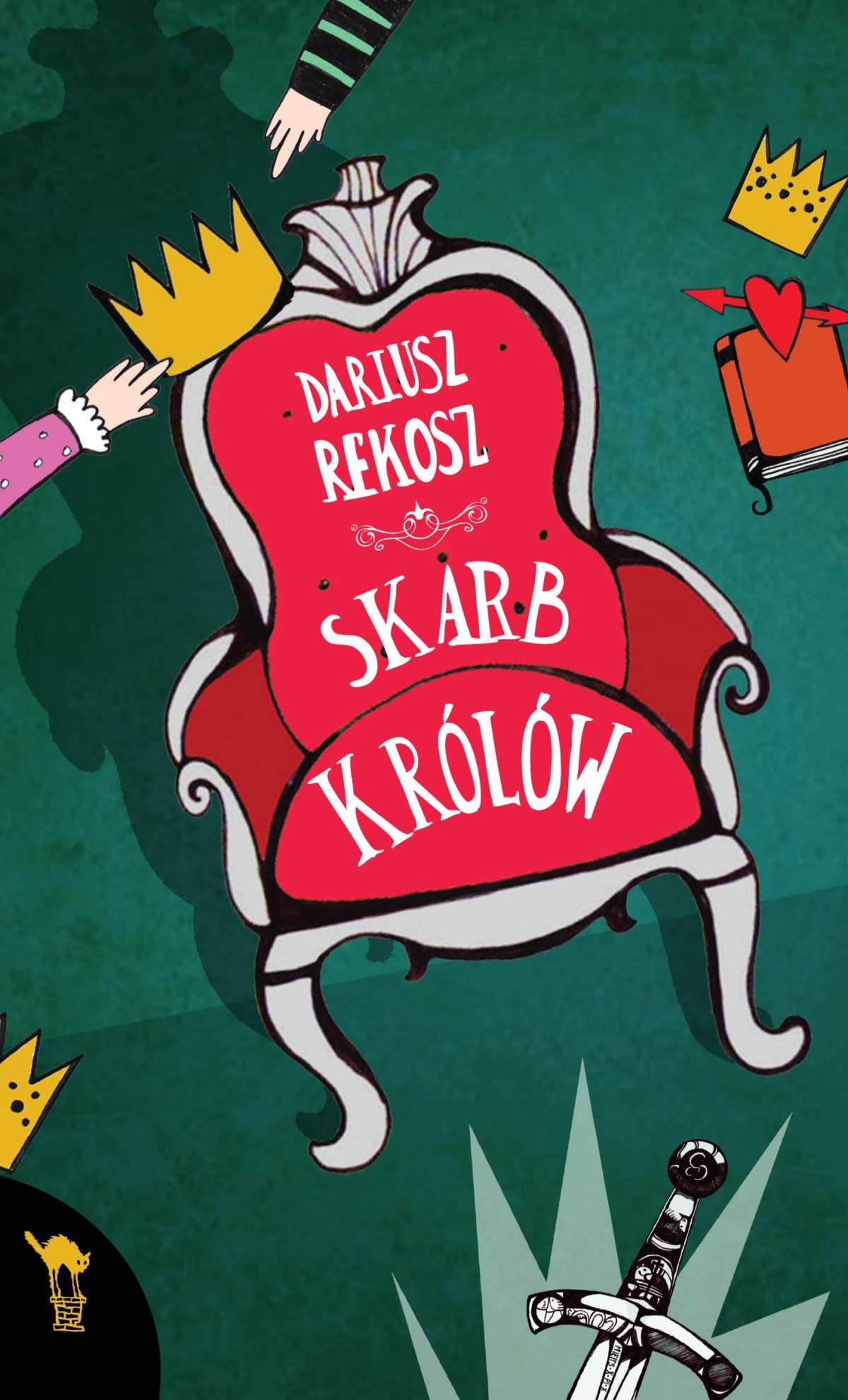 Skarb królów - Ebook (Książka EPUB) do pobrania w formacie EPUB