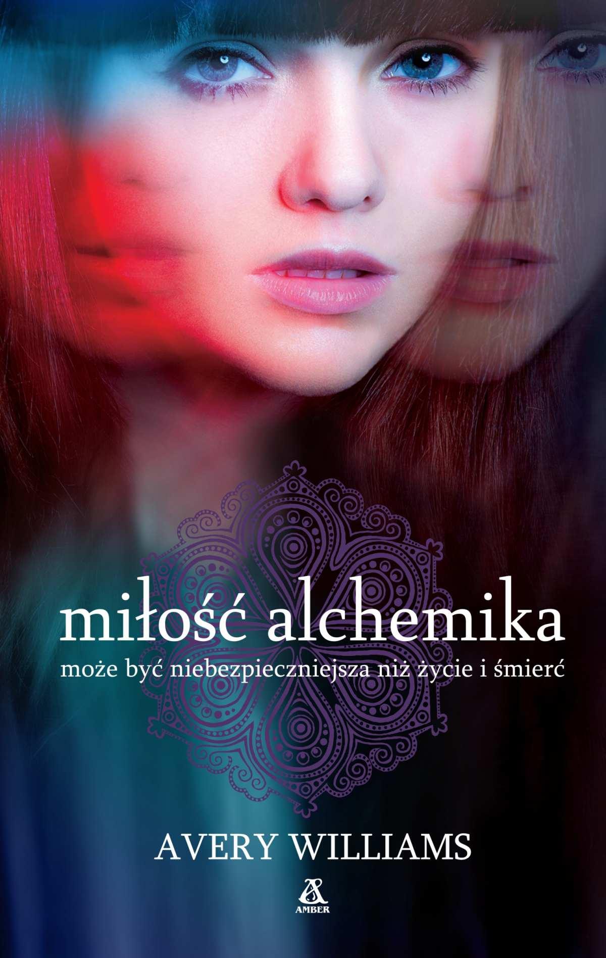 Miłość alchemika - Ebook (Książka EPUB) do pobrania w formacie EPUB