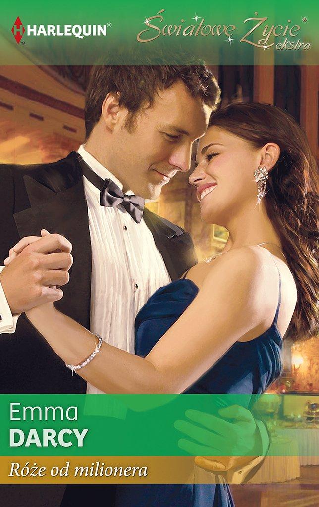 Róże od milionera - Ebook (Książka na Kindle) do pobrania w formacie MOBI