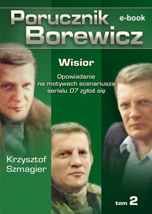 Porucznik Borewicz. Wisior. Tom 2 - Ebook (Książka na Kindle) do pobrania w formacie MOBI
