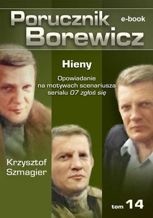 Porucznik Borewicz. Hieny. TOM 14 - Ebook (Książka EPUB) do pobrania w formacie EPUB