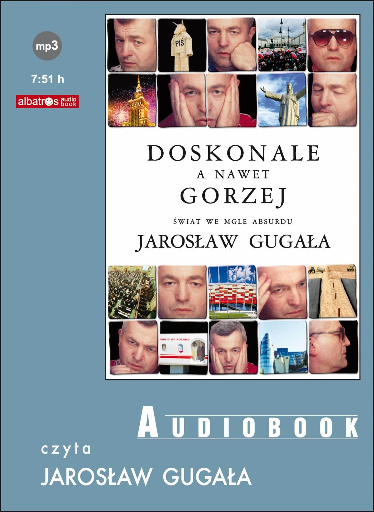 Doskonale, a nawet gorzej - Audiobook (Książka audio MP3) do pobrania w całości w archiwum ZIP