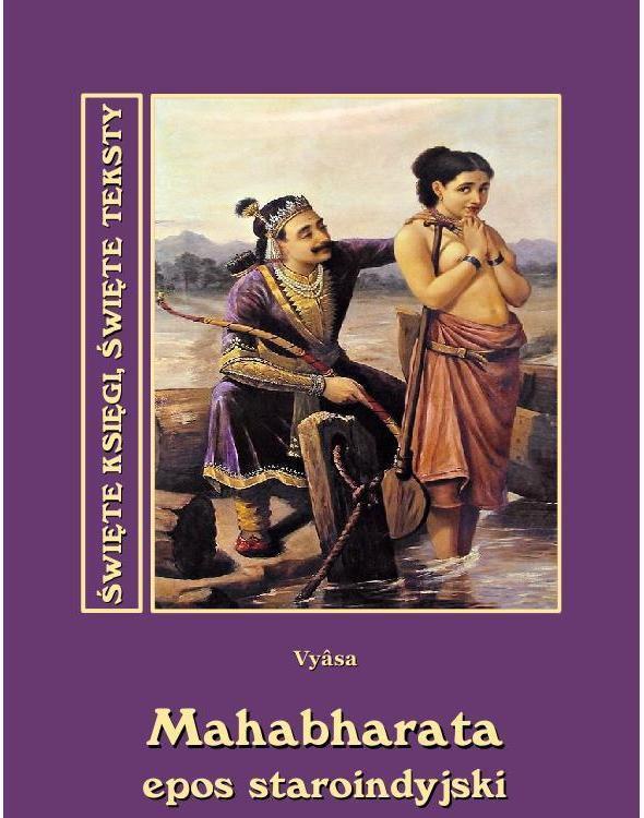 Mahabharata. Epos indyjski - Ebook (Książka na Kindle) do pobrania w formacie MOBI