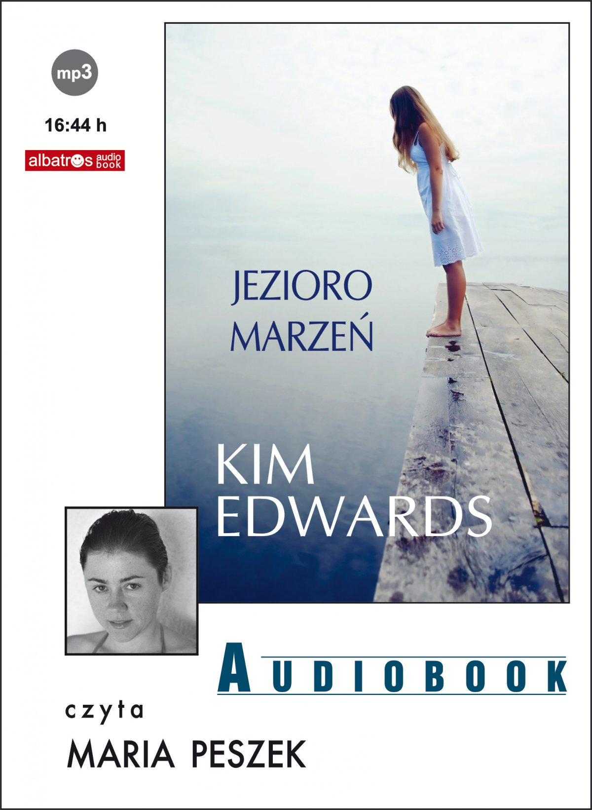 Jezioro marzeń - Audiobook (Książka audio MP3) do pobrania w całości w archiwum ZIP