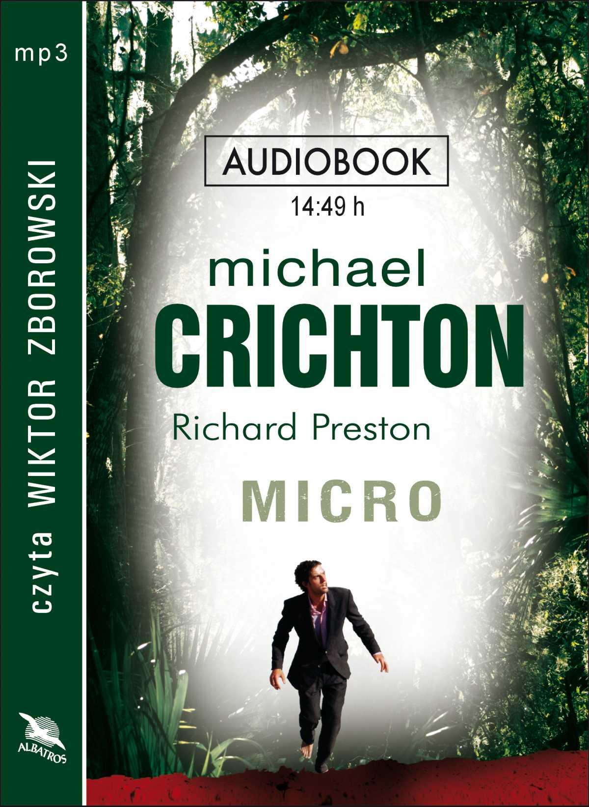 Micro - Audiobook (Książka audio MP3) do pobrania w całości w archiwum ZIP