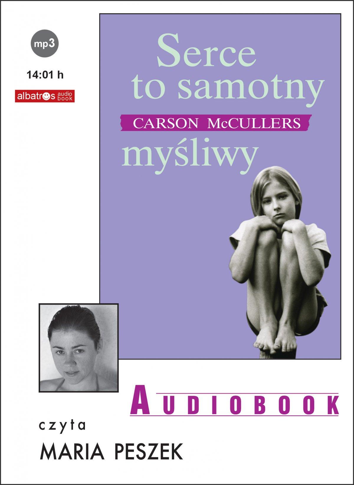 Serce to samotny myśliwy - Audiobook (Książka audio MP3) do pobrania w całości w archiwum ZIP