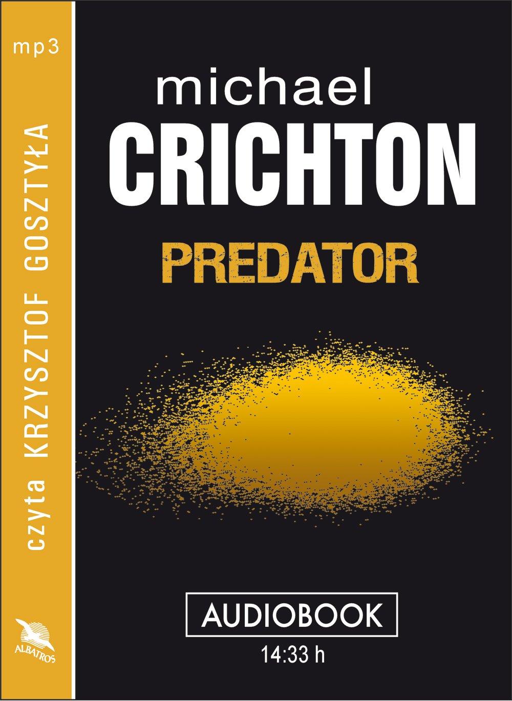 Predator - Audiobook (Książka audio MP3) do pobrania w całości w archiwum ZIP