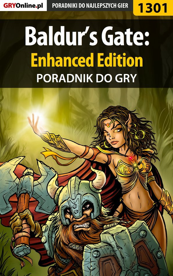 Baldur's Gate: Enhanced Edition - poradnik do gry - Ebook (Książka PDF) do pobrania w formacie PDF