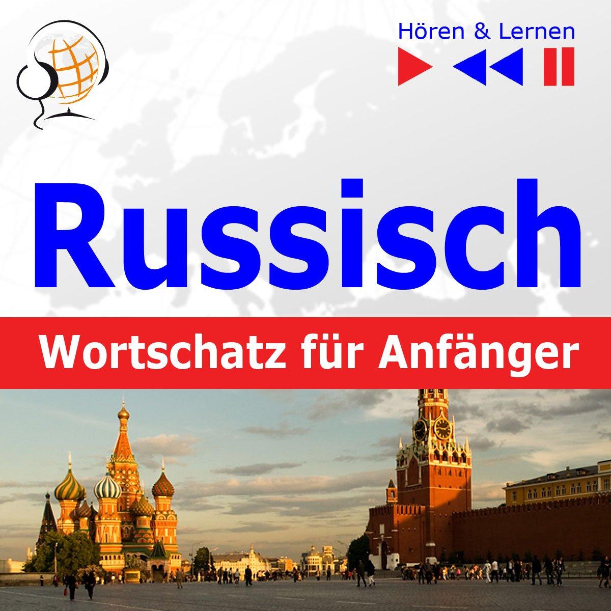 Russisch Wortschatz für Anfänger. Hören & Lernen - Audiobook (Książka audio MP3) do pobrania w całości w archiwum ZIP