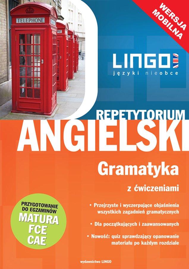 Angielski. Gramatyka z ćwiczeniami. Wersja mobilna - Ebook (Książka na Kindle) do pobrania w formacie MOBI