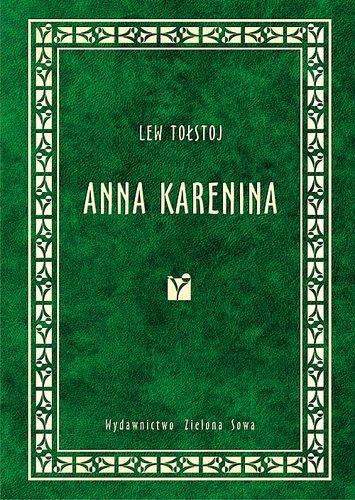 Anna Karenina - Ebook (Książka na Kindle) do pobrania w formacie MOBI