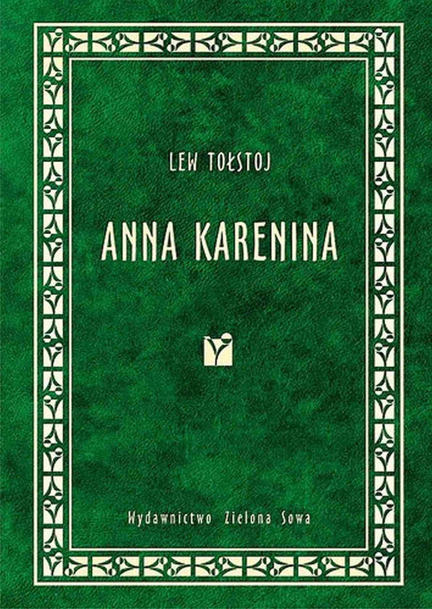 Anna Karenina - Ebook (Książka EPUB) do pobrania w formacie EPUB