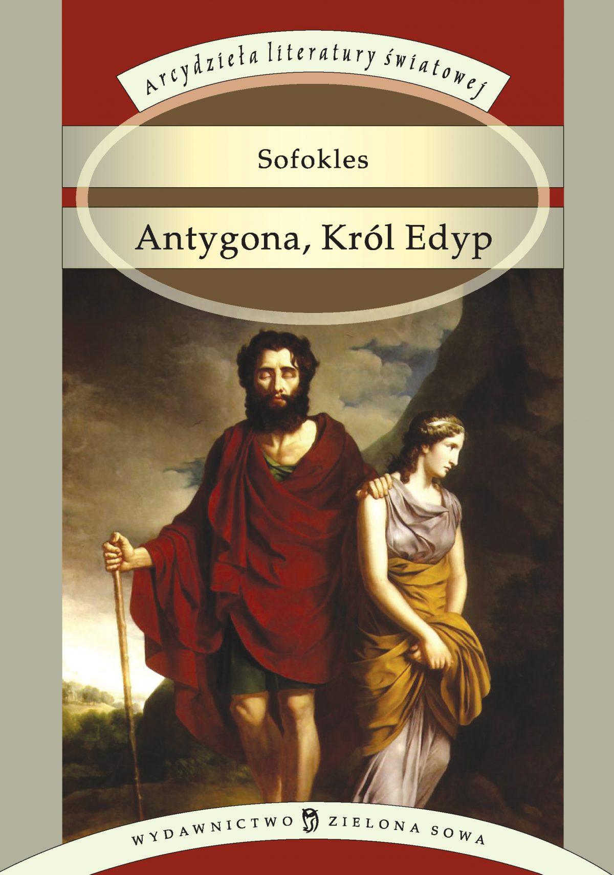 Antygona, Król Edyp - Ebook (Książka na Kindle) do pobrania w formacie MOBI