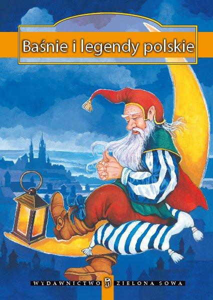 Baśnie i legendy polskie - Ebook (Książka na Kindle) do pobrania w formacie MOBI