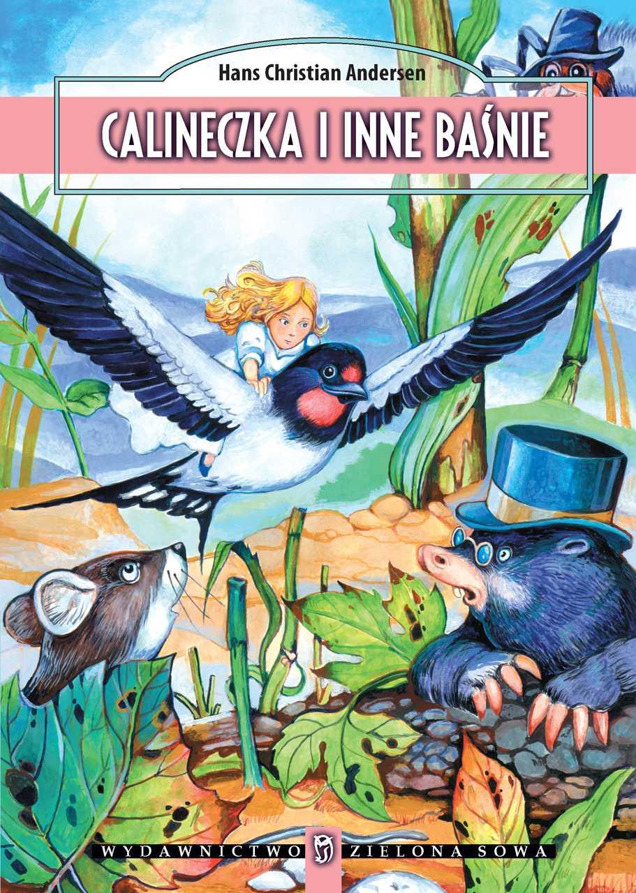 Calineczka i inne baśnie - Ebook (Książka na Kindle) do pobrania w formacie MOBI