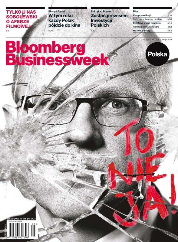 """""""Bloomberg Businessweek"""" wydanie nr 5/13 - Ebook (Książka PDF) do pobrania w formacie PDF"""