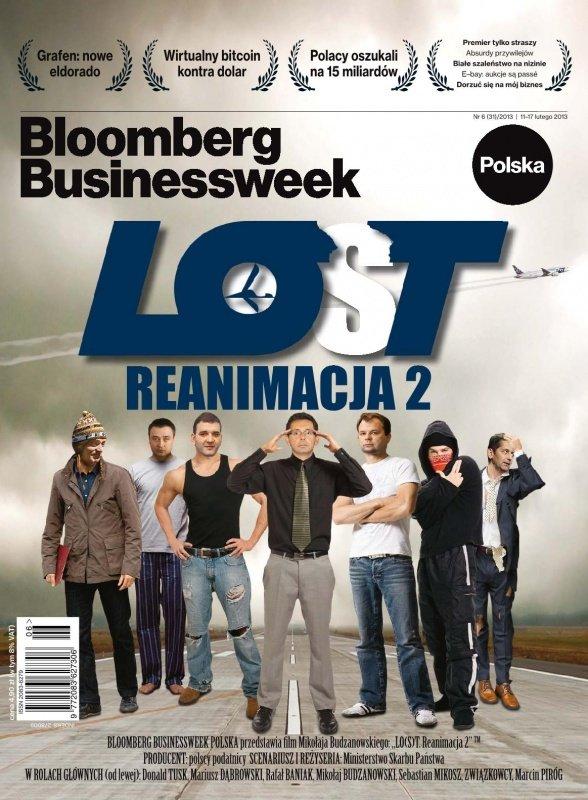 """""""Bloomberg Businessweek"""" wydanie nr 6/13 - Ebook (Książka PDF) do pobrania w formacie PDF"""