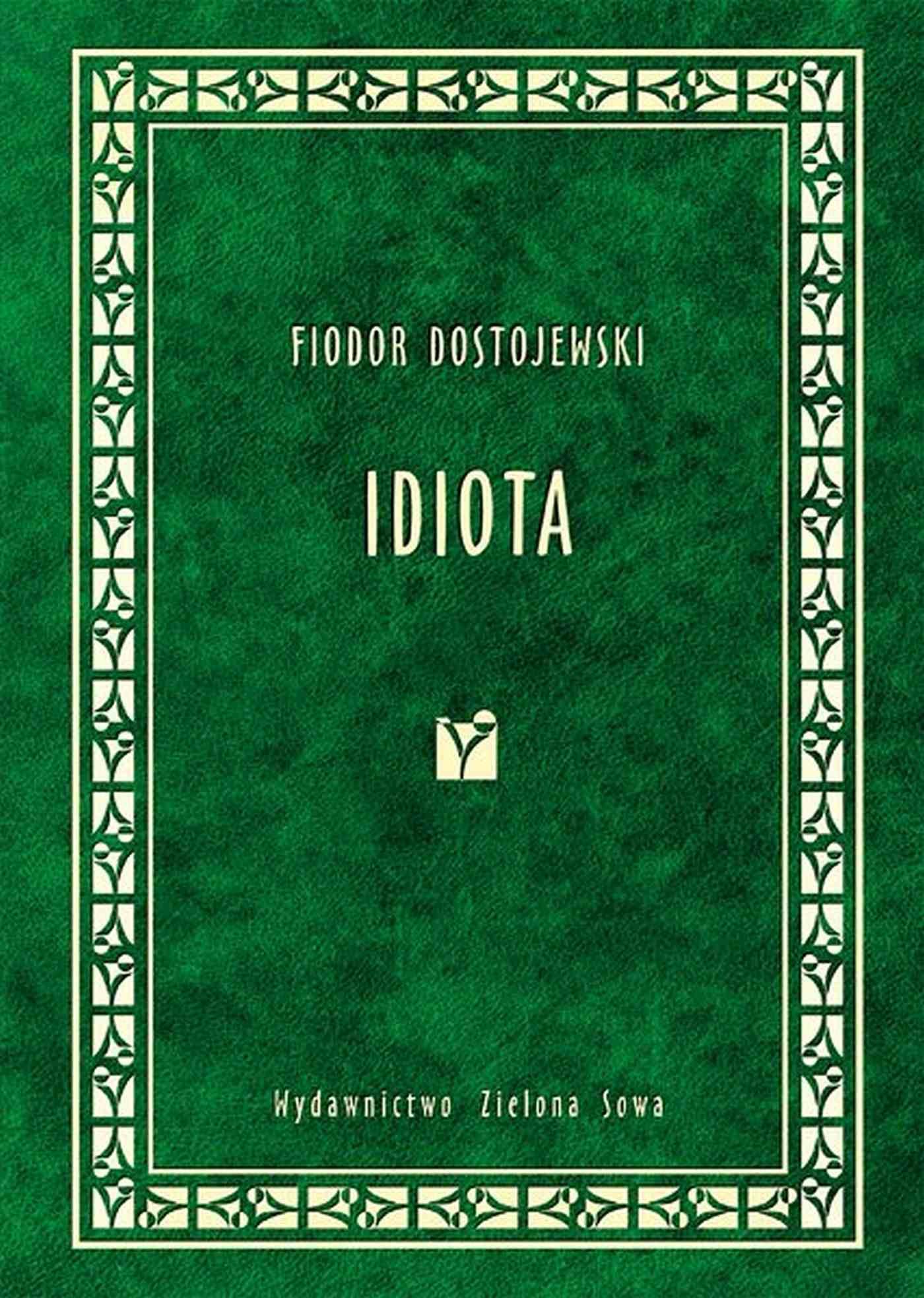 Idiota - Ebook (Książka EPUB) do pobrania w formacie EPUB