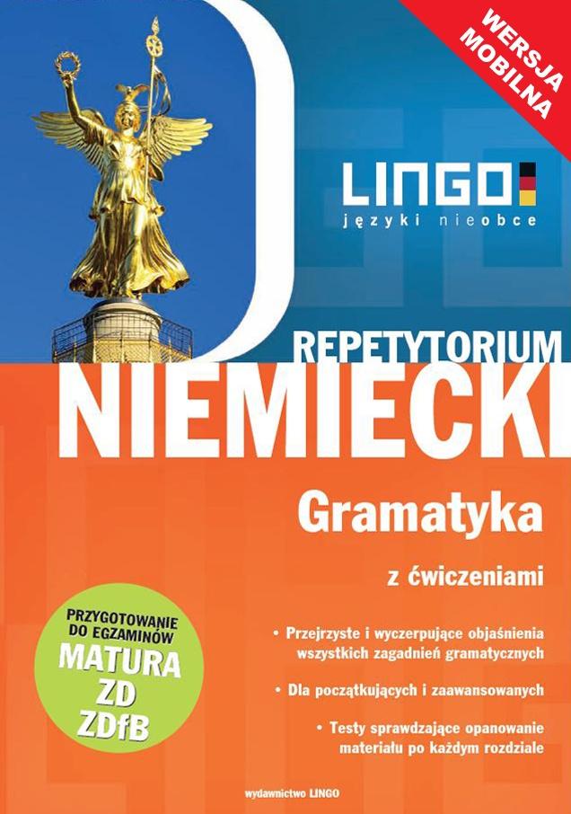 Niemiecki. Gramatyka z ćwiczeniami. Wersja mobilna - Ebook (Książka EPUB) do pobrania w formacie EPUB