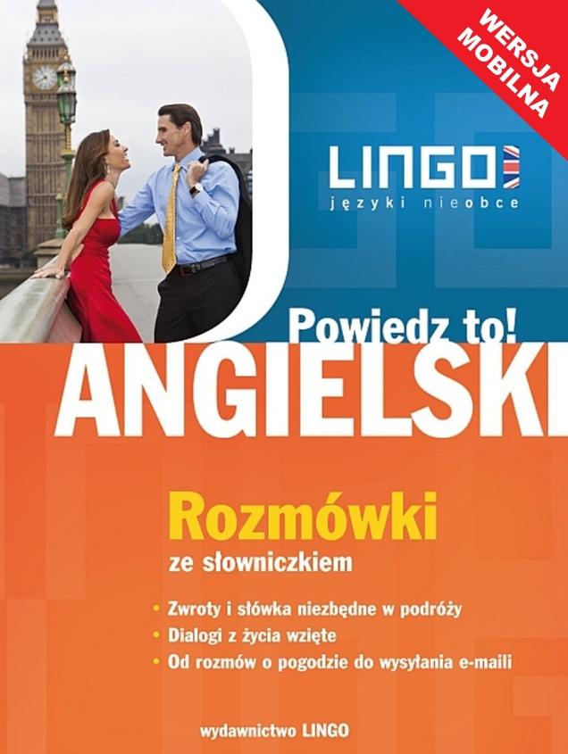 Angielski. Rozmówki ze słowniczkiem. Wersja mobilna - Ebook (Książka na Kindle) do pobrania w formacie MOBI