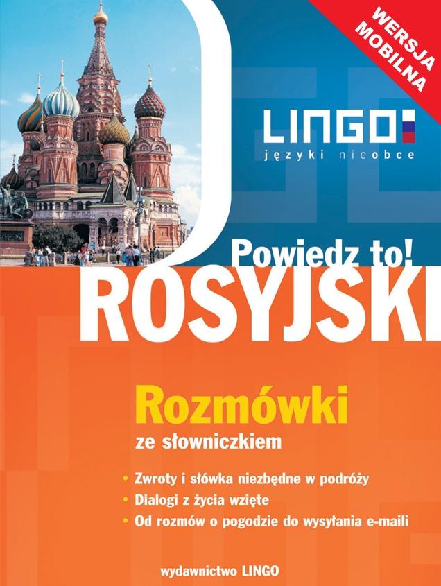 Rosyjski. Rozmówki ze słowniczkiem. Wersja mobilna - Ebook (Książka EPUB) do pobrania w formacie EPUB