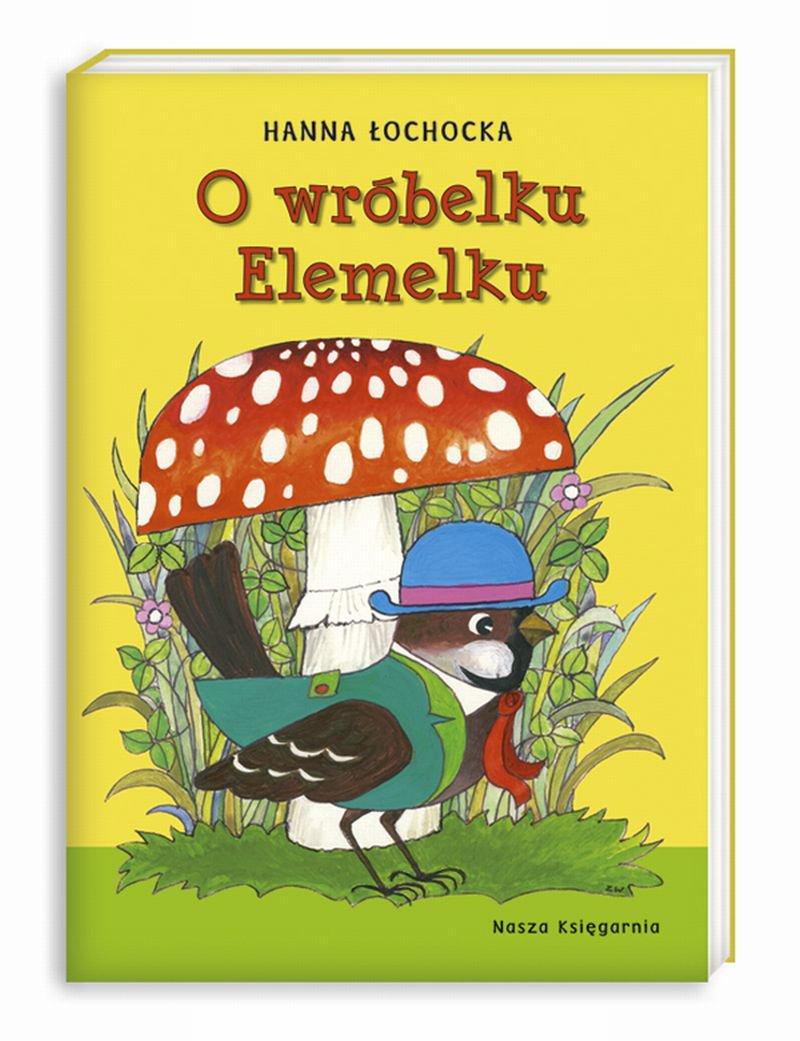 O wróbelku Elemelku - Ebook (Książka na Kindle) do pobrania w formacie MOBI