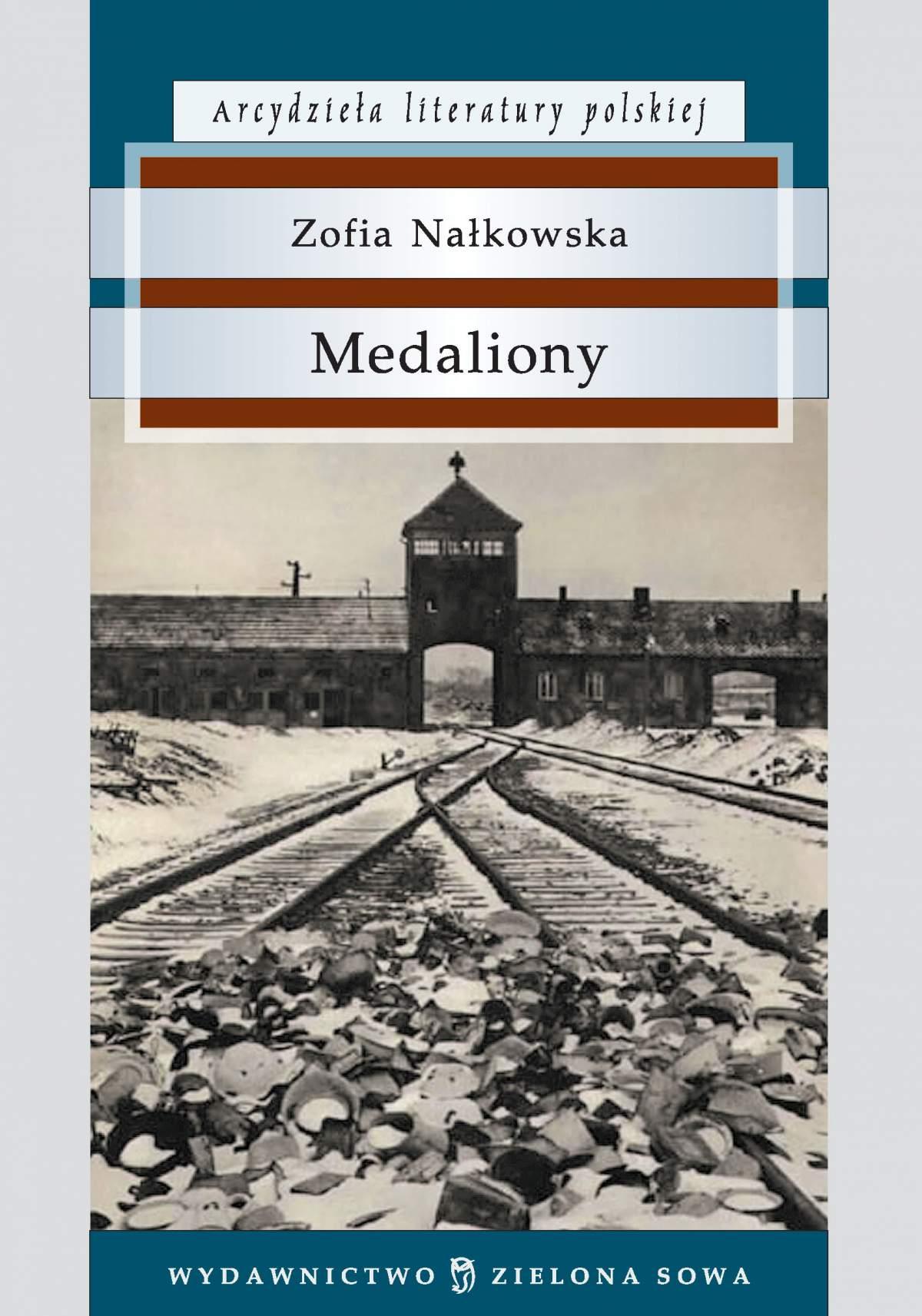 Medaliony - Ebook (Książka EPUB) do pobrania w formacie EPUB