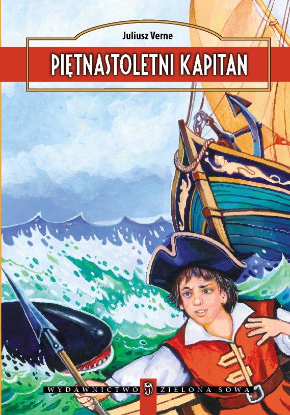 Piętnastoletni kapitan - Ebook (Książka na Kindle) do pobrania w formacie MOBI