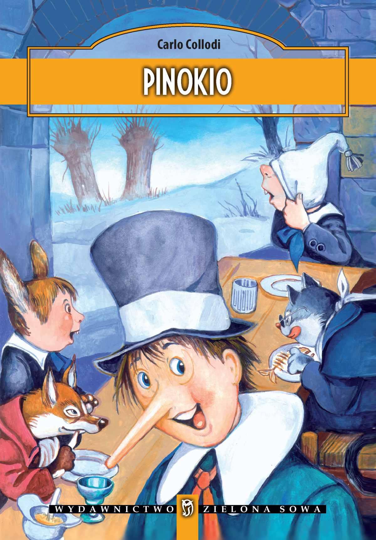 Pinokio - Ebook (Książka na Kindle) do pobrania w formacie MOBI