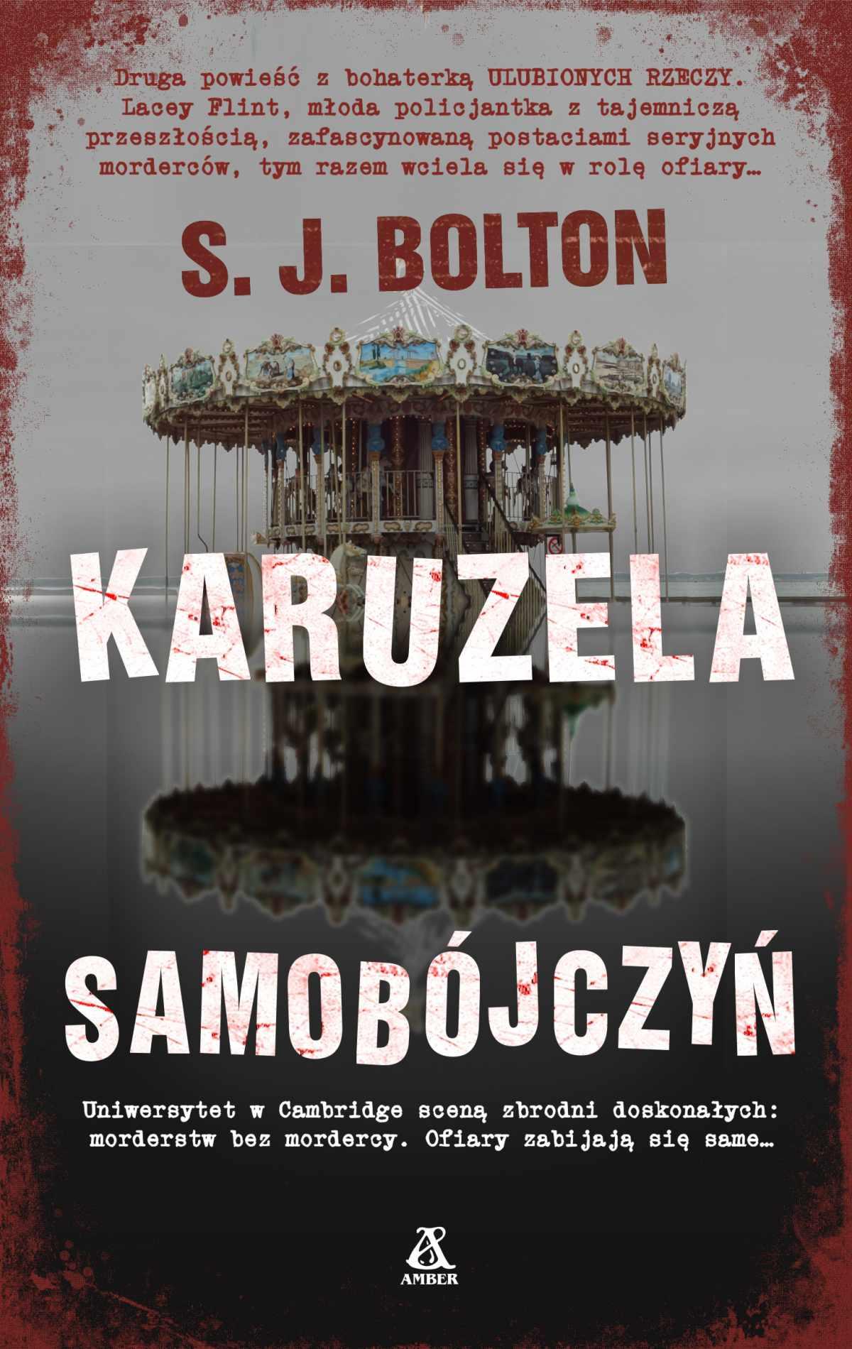 Karuzela samobójczyń - Ebook (Książka na Kindle) do pobrania w formacie MOBI