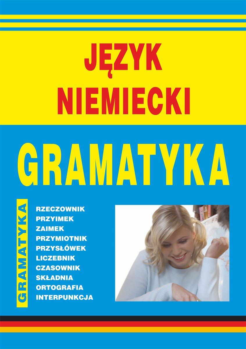Język niemiecki. Gramatyka - Ebook (Książka PDF) do pobrania w formacie PDF