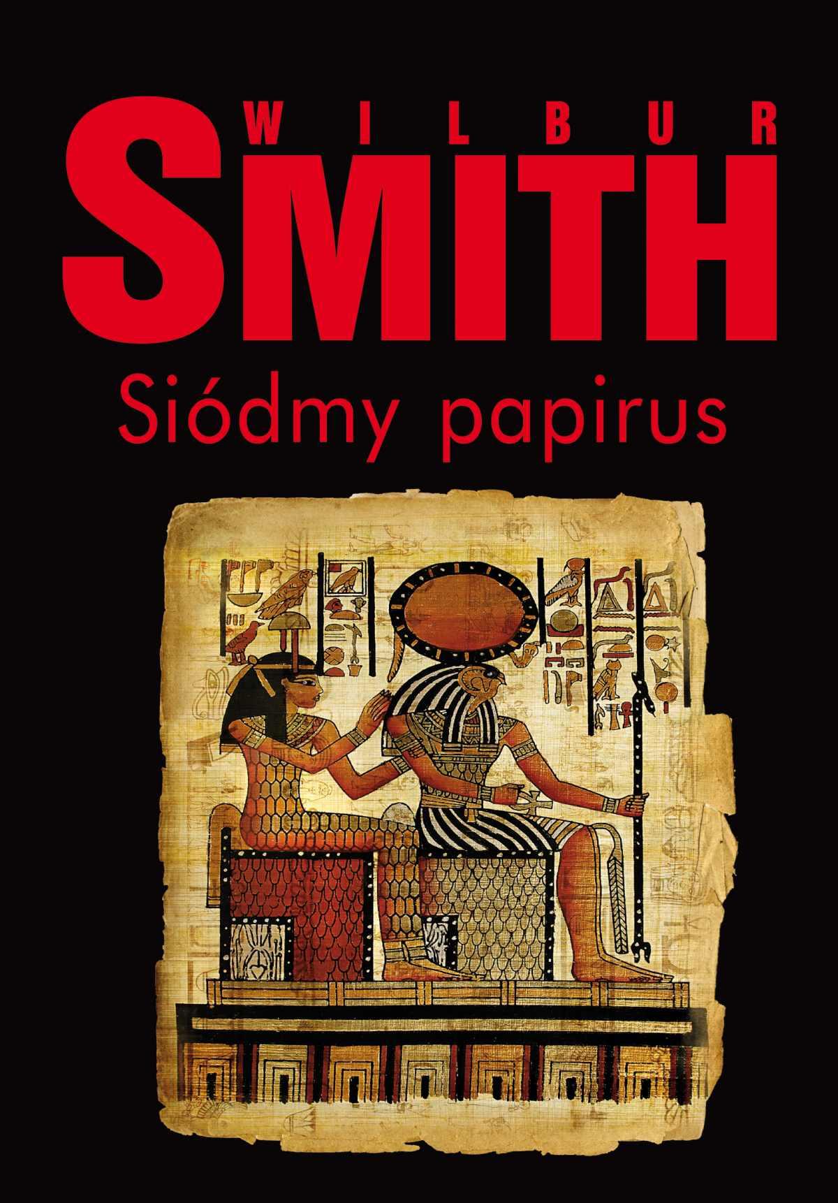 Siódmy papirus - Ebook (Książka na Kindle) do pobrania w formacie MOBI