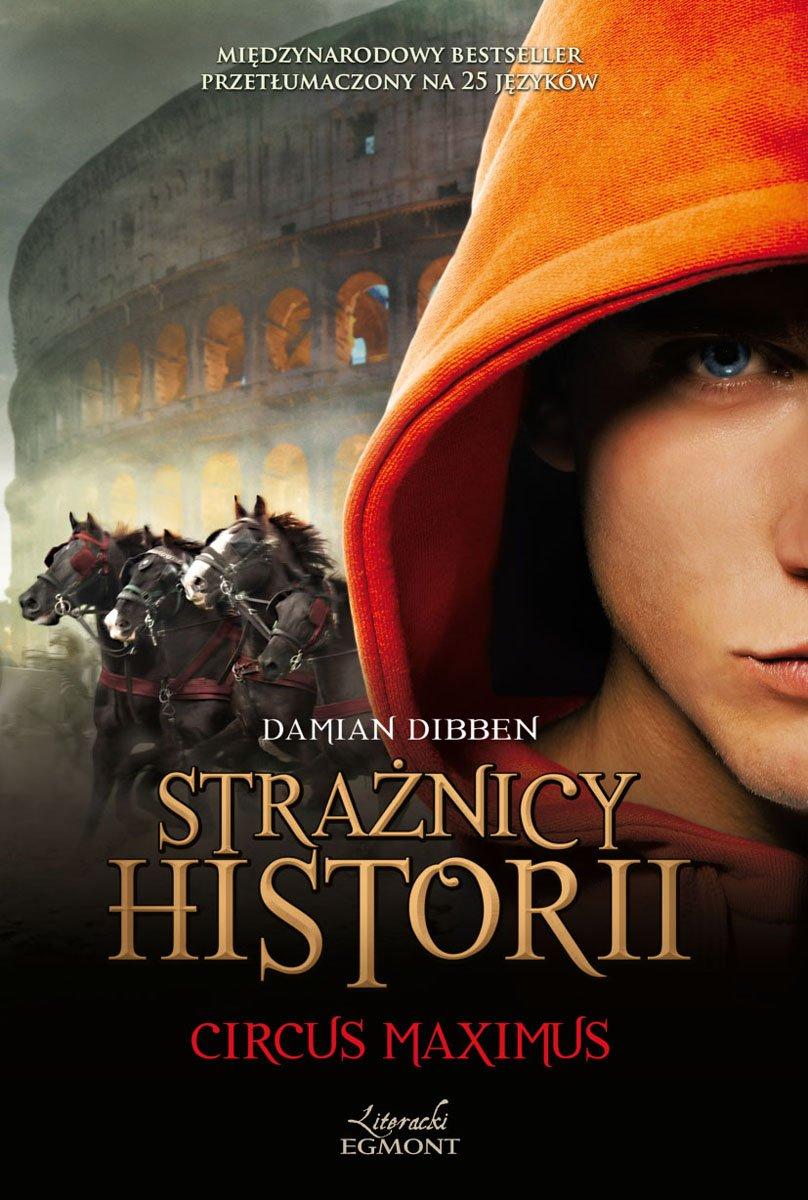 Circus Maximus. Strażnicy historii - Ebook (Książka na Kindle) do pobrania w formacie MOBI