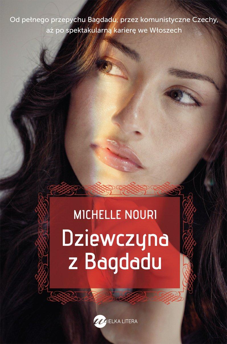Dziewczyna z Bagdadu - Ebook (Książka na Kindle) do pobrania w formacie MOBI
