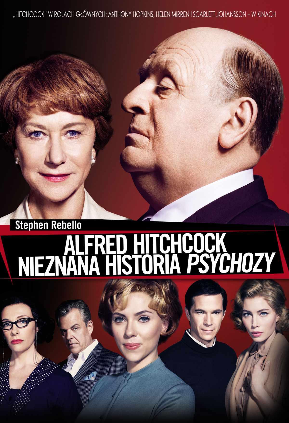 Alfred Hitchcock. Nieznana historia Psychozy - Ebook (Książka EPUB) do pobrania w formacie EPUB