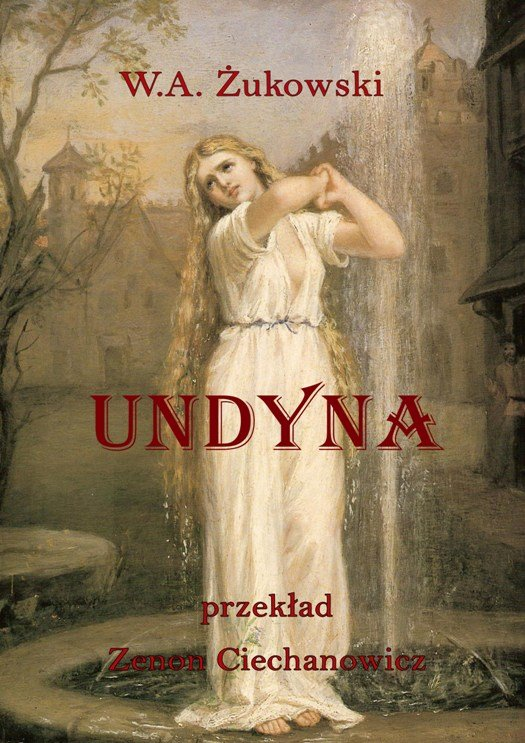 Undyna - Ebook (Książka EPUB) do pobrania w formacie EPUB