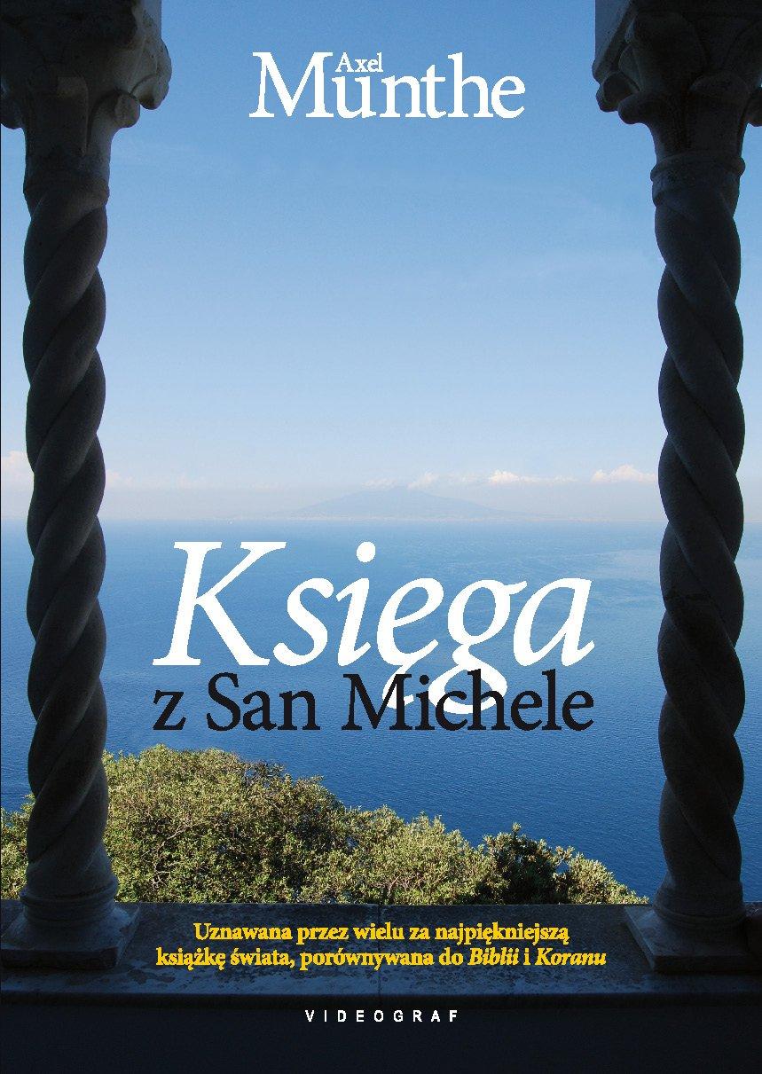 Księga z San Michele - Ebook (Książka na Kindle) do pobrania w formacie MOBI