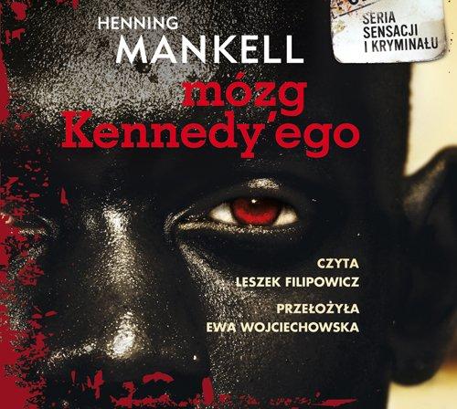 Mózg Kennedy'ego - Audiobook (Książka audio MP3) do pobrania w całości w archiwum ZIP