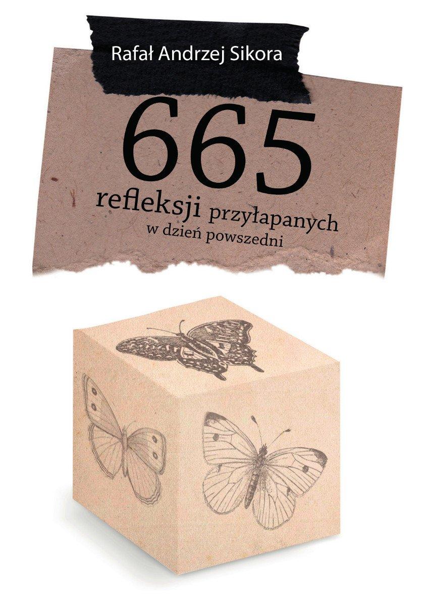 665 refleksji przyłapanych w dzień powszedni - Ebook (Książka na Kindle) do pobrania w formacie MOBI
