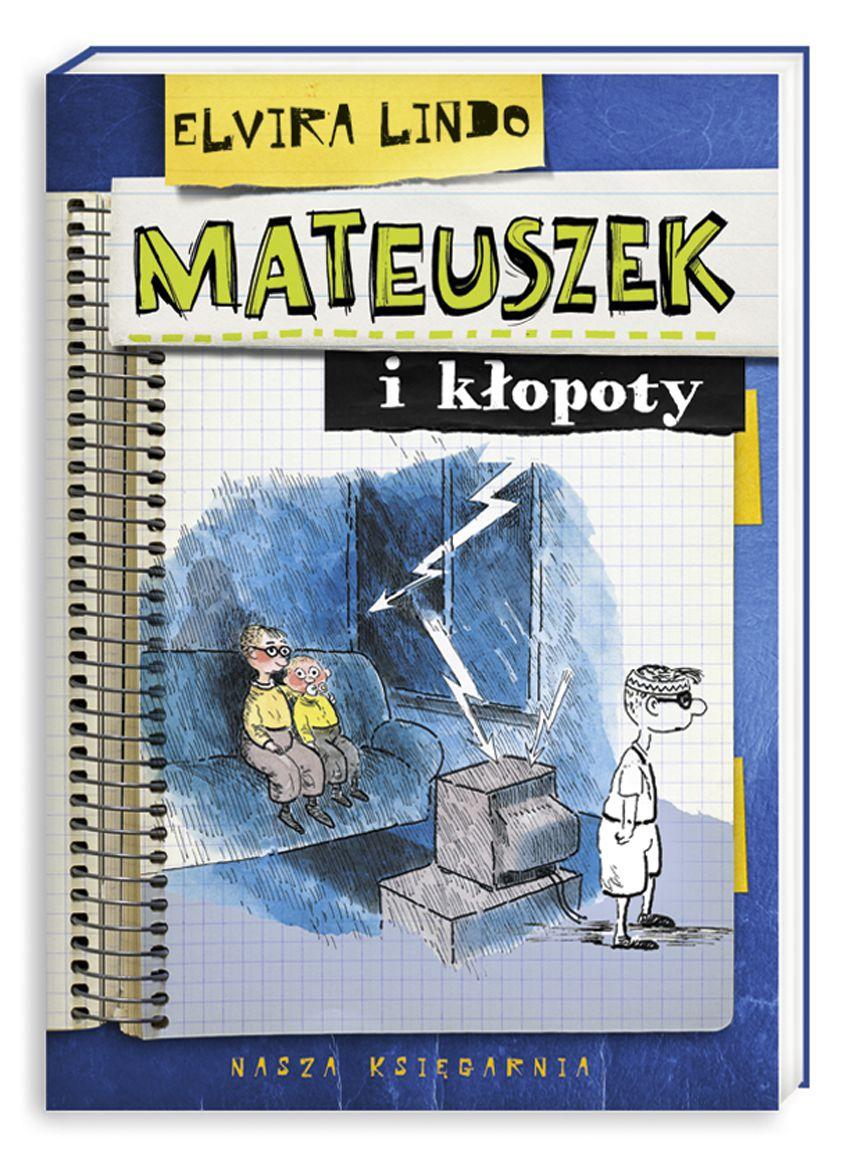 Mateuszek i kłopoty - Ebook (Książka EPUB) do pobrania w formacie EPUB