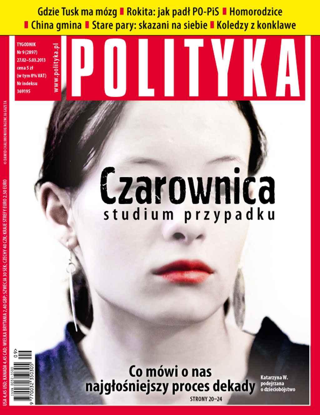 Polityka nr 9/2013 - Ebook (Książka PDF) do pobrania w formacie PDF