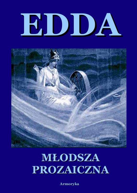Edda Młodsza, Prozaiczna - Ebook (Książka na Kindle) do pobrania w formacie MOBI